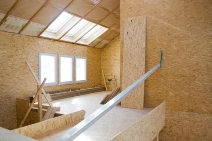 Aménagement grenier et isolation à Lessines. Terrasse Jean-Marie ...