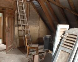 Jean-Marie Terrasse sprl - Aménagement de greniers et isolation